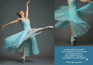 otras disciplinas  Ballet to classes to boost their fitness
