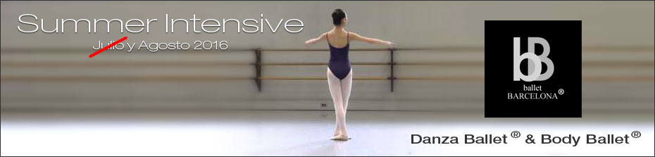 Ballet Barcelona® Summer Intensive