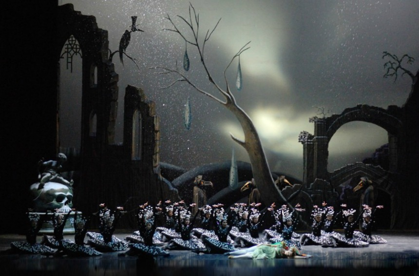 The Nutcracker. Mariinsky Theatre