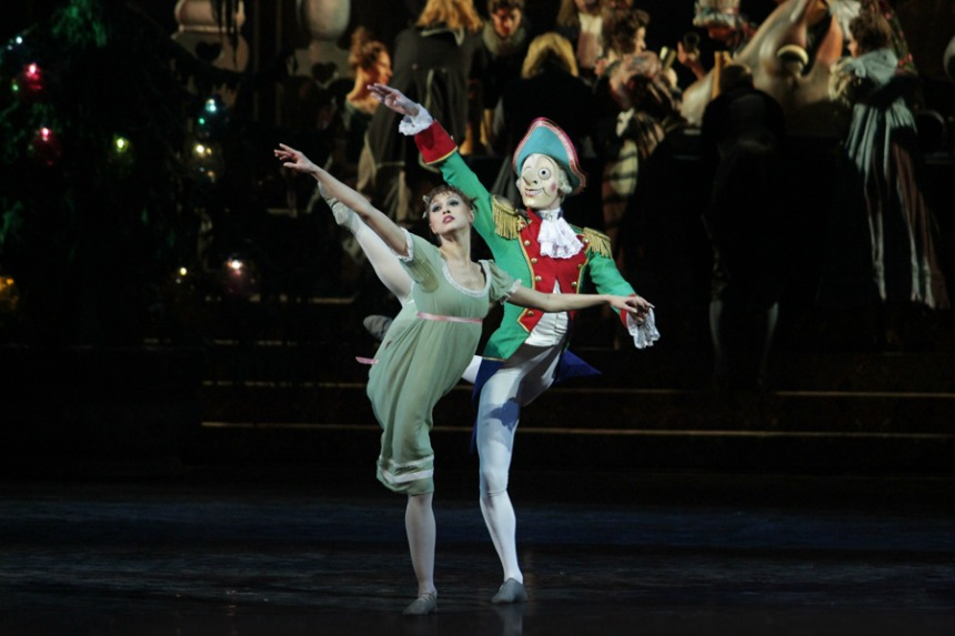 argumentos de ballet  The Nutcracker. Mariinsky Theatre