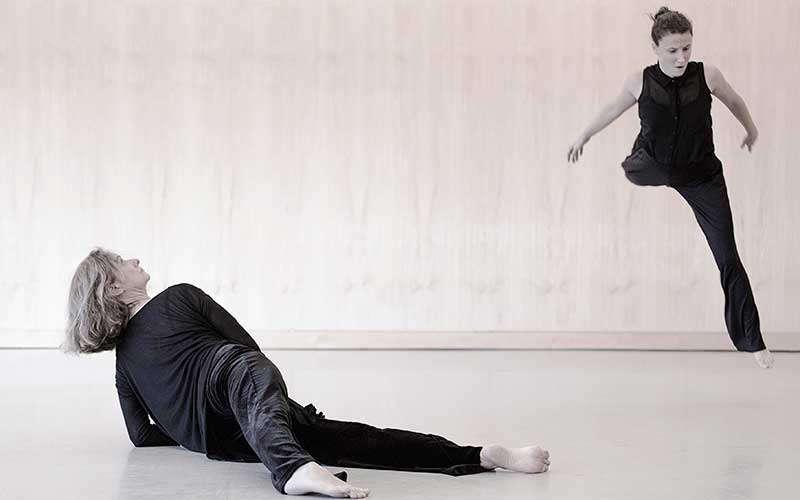 cartelera  Coda en Movimiento Bach y la danza Museo Universidad de Navarra