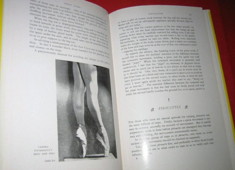 Ballet Technique by Tamara Karsavina