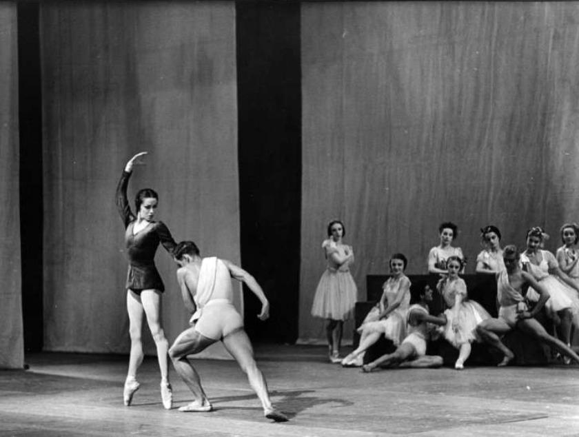 the ballet russes argumentos de ballet  Les Biches (1924) Bronsilava Nijinska
