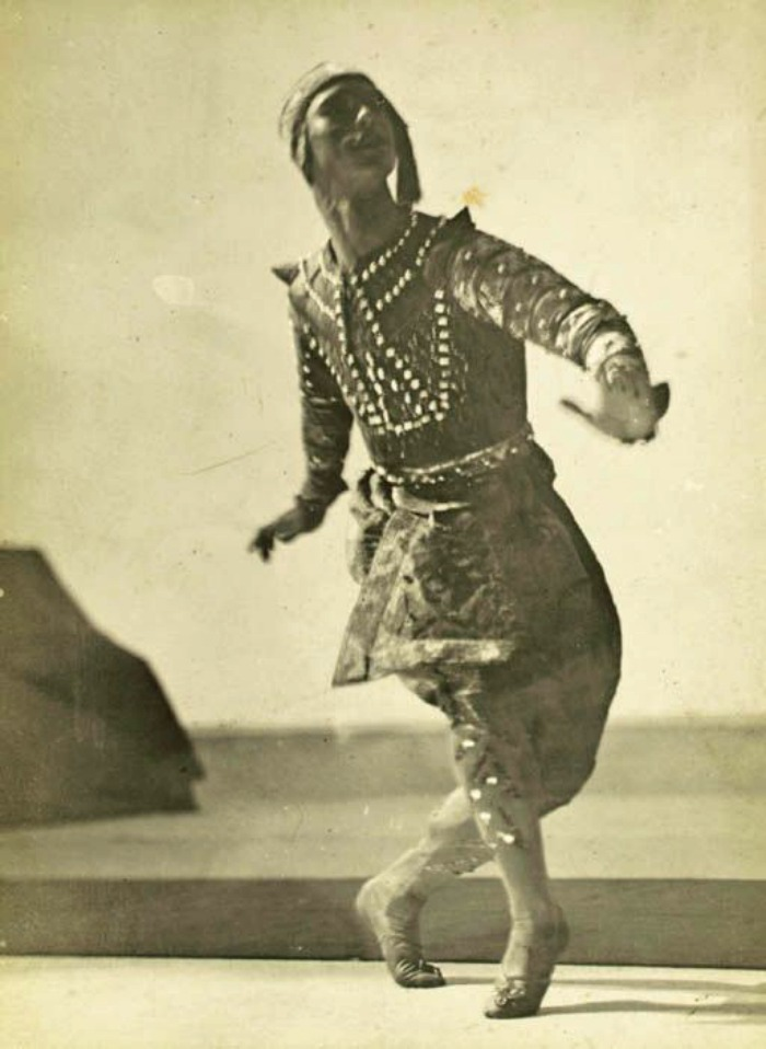 videos the ballet russes  Nijinsky, una historia verídica de Herbert Ross