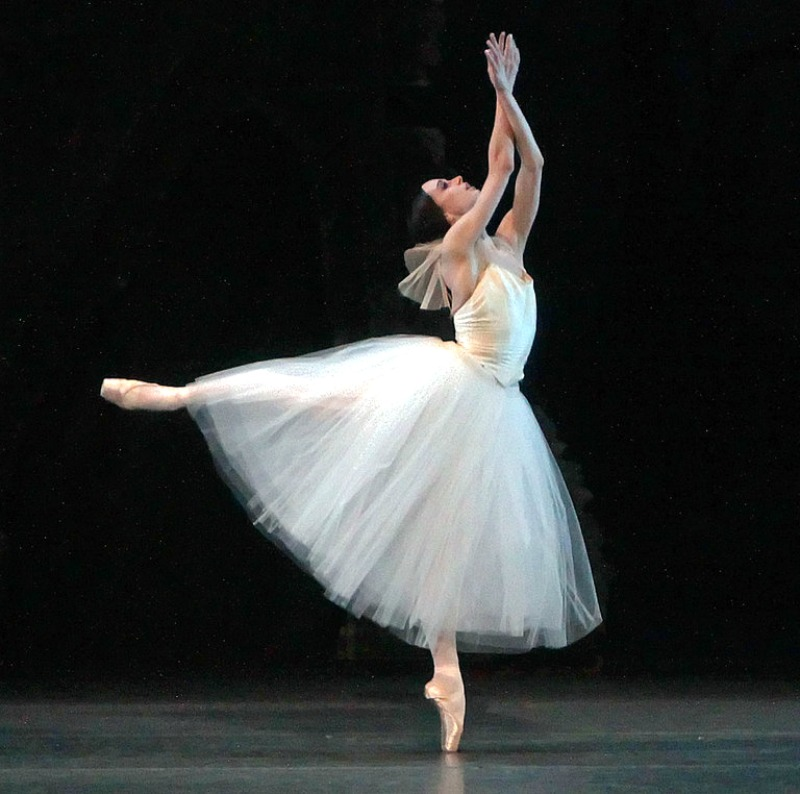 bailarines de ballet  Adiós a Diana Vishneva