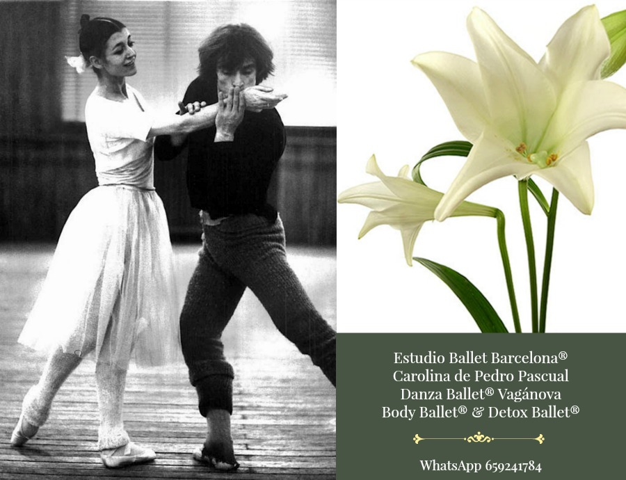 master class  Ballet in Barcelona