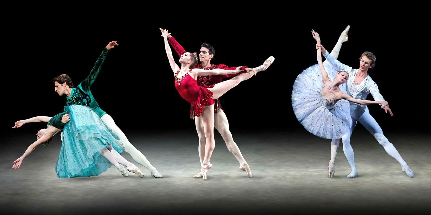 internacional festivales  Lincoln Center Festival 2017: George Balanchines JEWELS