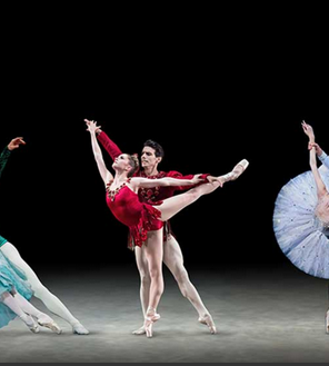 Lincoln Center Festival 2017: George Balanchine's JEWELS