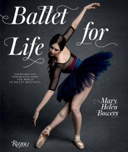 master class  Ballet Beautiful, Created by Mary Helen Bowers