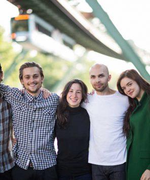 Cinco jóvenes bailarines y nueva dirección en el Tanztheater Wuppertal Pina Bausch