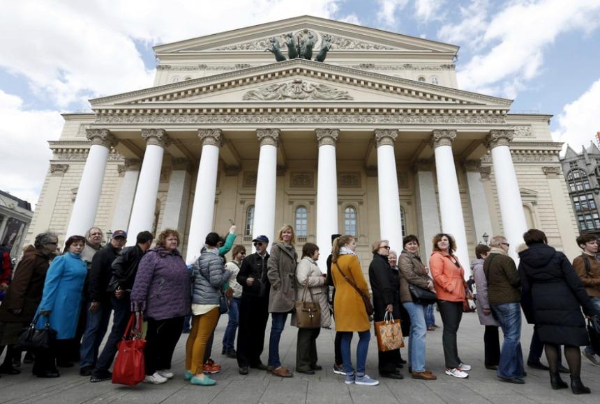 internacional clasica  De profesión, aplaudidor en el Bolshói