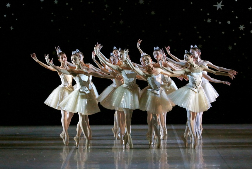 bailarines de ballet  David McAllister celebrates 30 years with The Australian Ballet