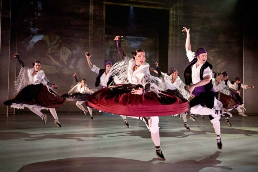 cartelera  Temporada de danza 2014   2015 del Teatre Liceu