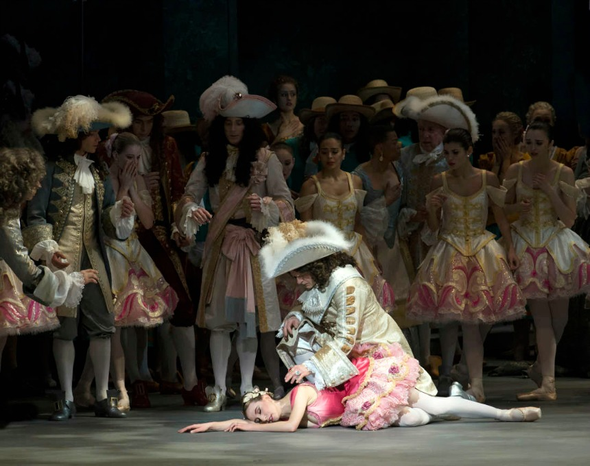 clasica  American Ballet Theatre The sleeping beauty