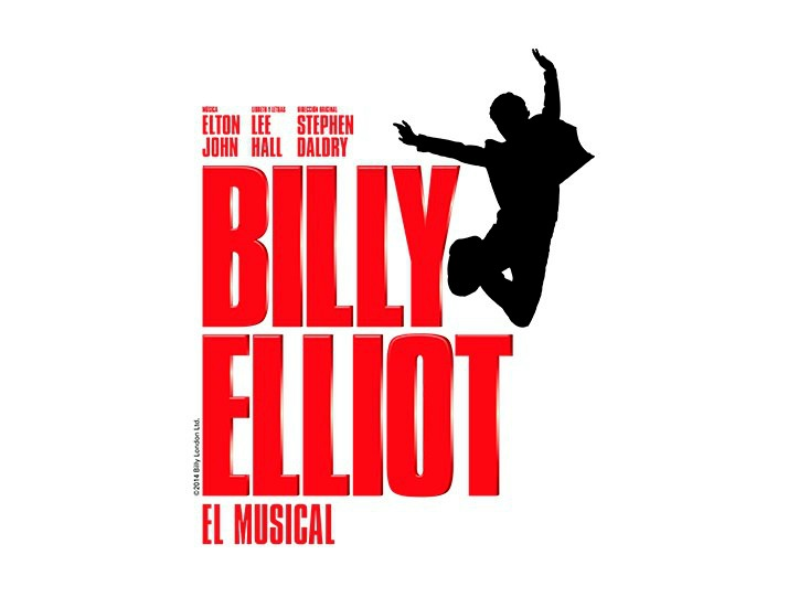 cartelera  Billy Elliot, El Musical
