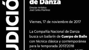 libro de visitas  Concurso para la dirección artística del Ballet Nacional de España