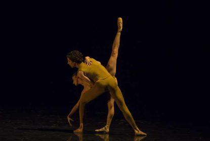 colaboradores bailarines de ballet  Velada de ballet Old, New, Borrowed, Blue, en el Musiktheater im Revier de Gelsenkirchen