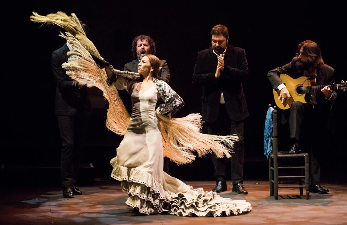 festivales  El Festival Madrid en Danza se despide con el baile flamenco de Patricia Guerrero e Isabel Bayón