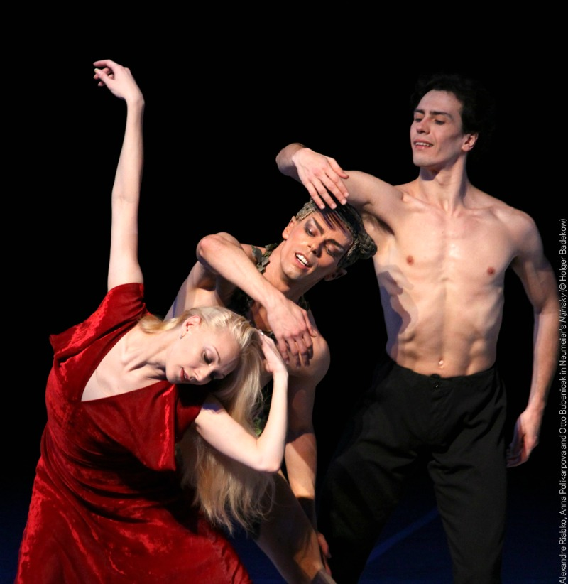 videos  Bach, Matthaus Passion. A Ballet by John Neumeier / Hamburg Ballett DVD