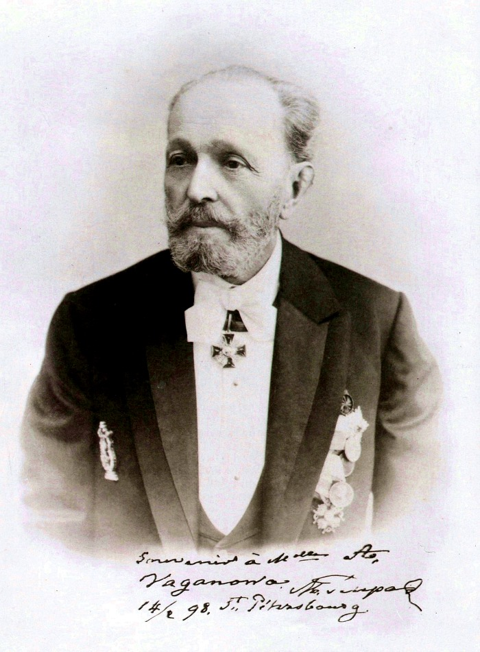 selecciones  Marius Petipa (1818   1910)