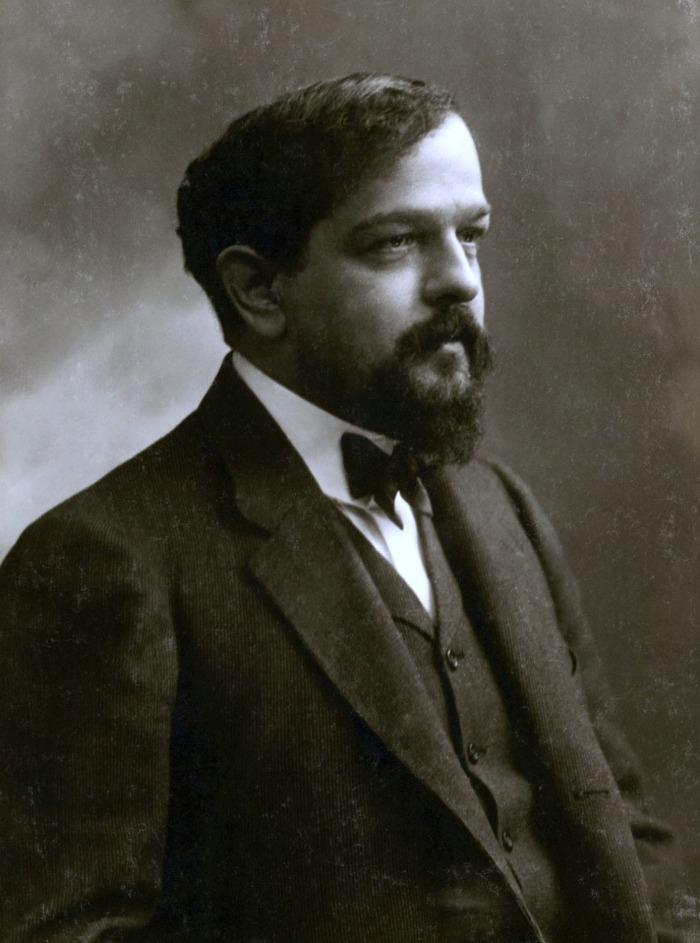 selecciones musica  Claude Debussy, centenario de fallecimiento (1862 1918)