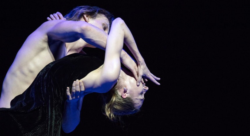 bailarines de ballet  Bolshoi premiere: John Neumeier's Anna Karenina