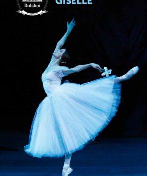"""Giselle"" Bolshoi Ballet en los cines"