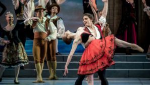 editora  The Sleeping Beauty by The Royal Ballet in Barcelona