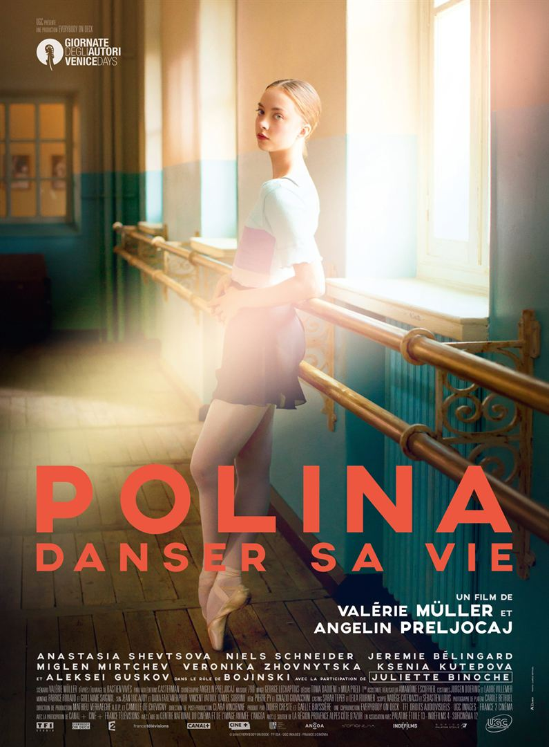 videos  Juliette Binoche Joins Cast of Angelin Preljocaj's Debut 'Polina'