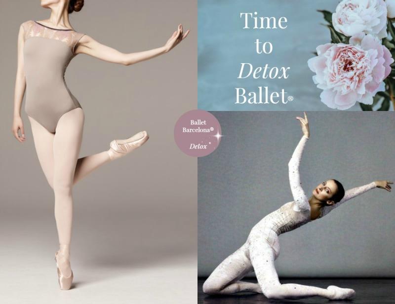 editora  Tiempo de Detox Ballet®