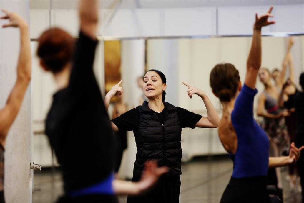 bailarines de ballet  Paloma Herrera Mi foco siempre fue mi carrera, mi arte, la danza