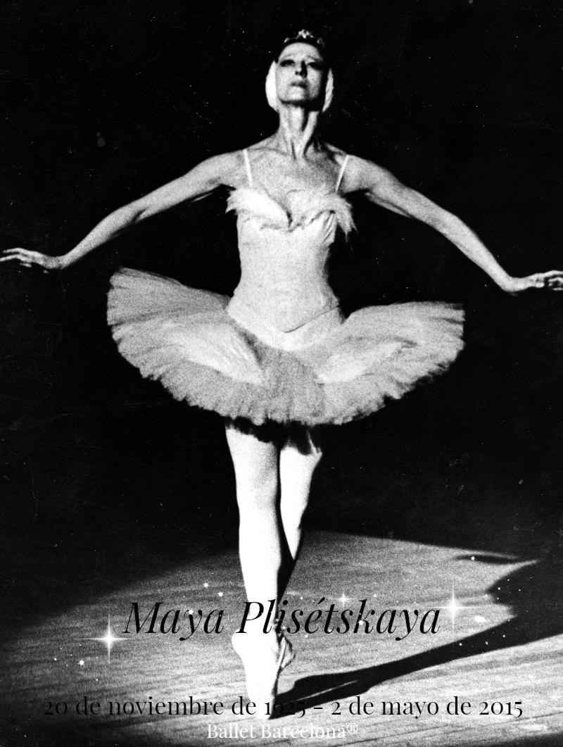 personalidades bailarines de ballet  Efemérides Danza Ballet® 2 de mayo: Maya Plisétskaya