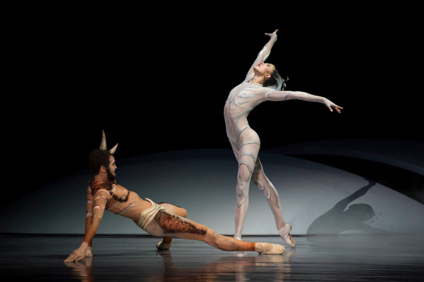 archivo de noticias de danza ballet  NEW YORK CITY CENTER PRESENTS PACIFIC NORTHWEST BALLET