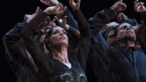 bailarines de ballet  El Ballet Nacional de España cautiva al público de Hong Kong  primera parada de su gira asiática