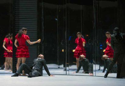 Compañía Nacional de Danza – CARMEN de Johan Ingel – © Jesús Vallinas