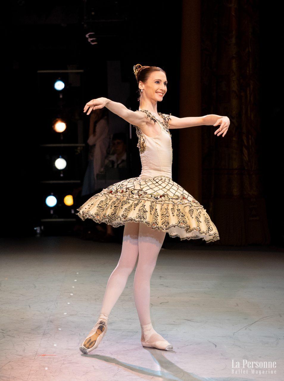 bailarines de ballet  Vaganova Ballet Academy Jubilee Gala 2018