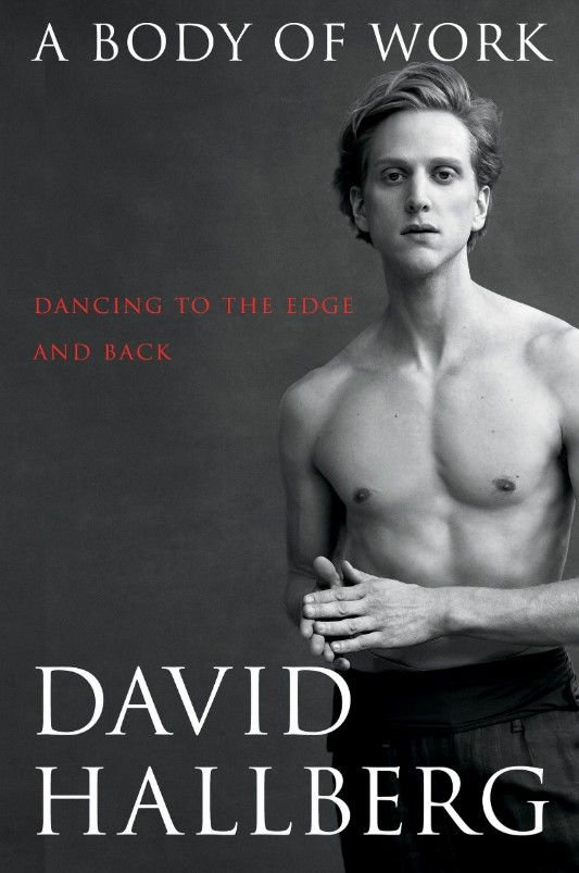 libro de visitas bailarines de ballet  David Hallberg: A Body of Work