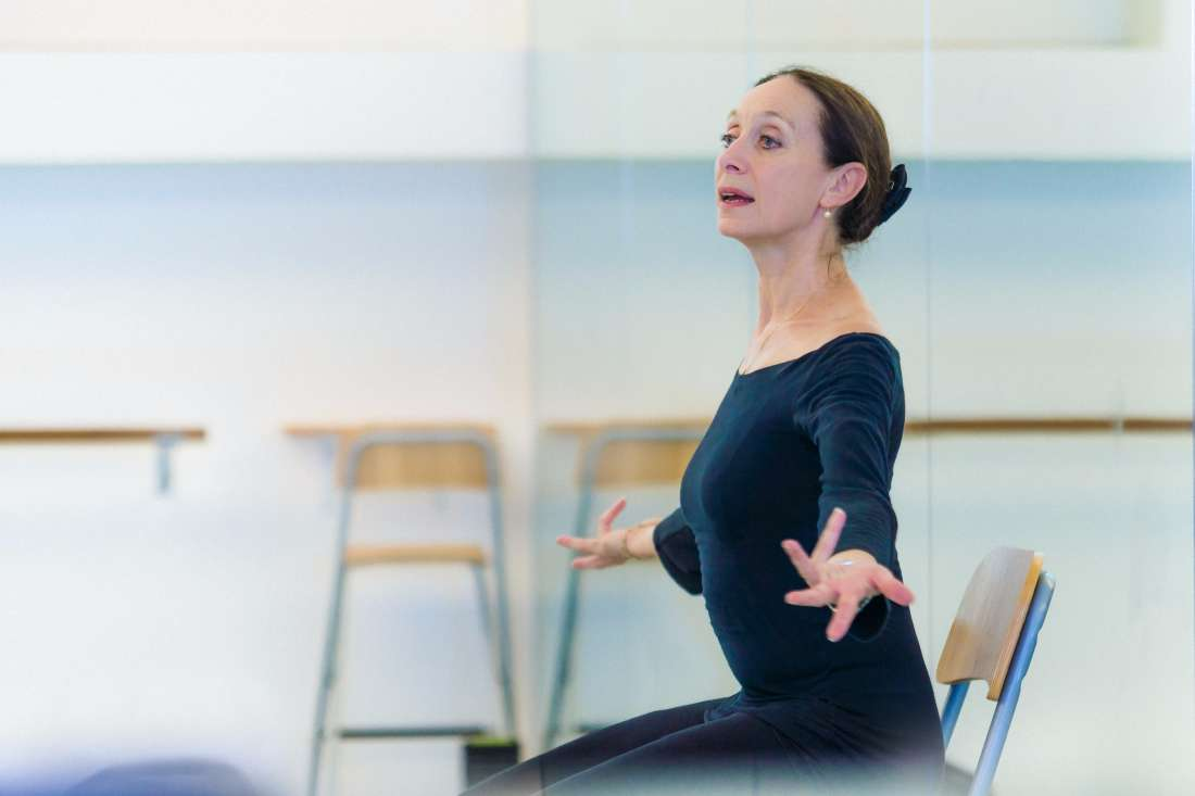 master class  RUSSIAN MASTERS BALLET CAMP and the STATE BALLET SCHOOL OF BERLIN