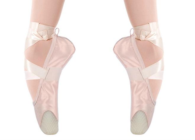 editora  Danza Ballet®: El ballet y las zapatillas de puntas