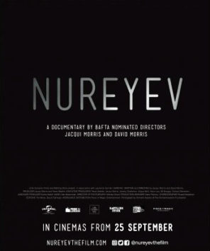 """Nureyev """"All The World His Stage"""""""