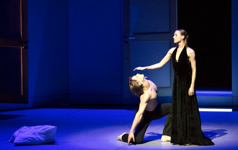 internacional festivales  The Hamburg Ballet Program Baden Baden
