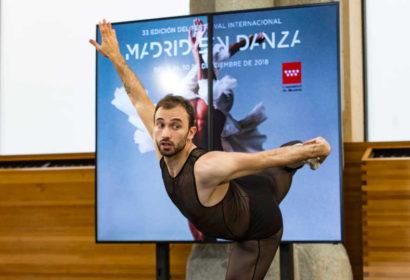 festivales bailarines de ballet  El 33 Festival Madrid en Danza toma en diciembre los escenarios madrileños