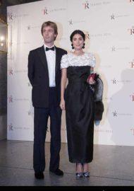 Christian de Hannover y Alessandra de Osma