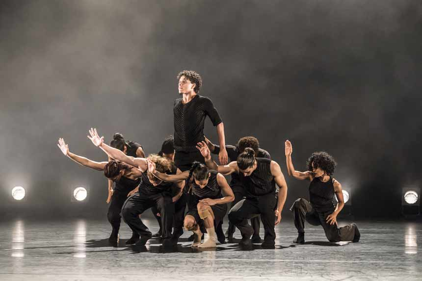 bailarines de ballet  Acosta Danza de Carlos Acosta, primer nombre confirmado para el próximo Festival Castell de Peralada