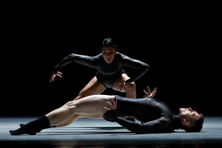 festivales  El Festival Internacional de Danza de Itálica y Hervé Koubi