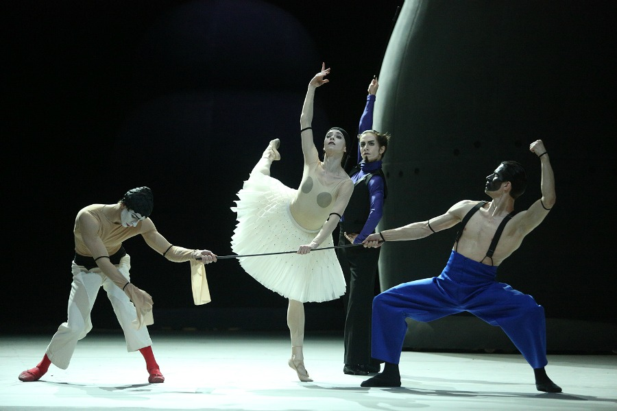 clasica  Tribute to Rudolf Nureyev at the London Coliseum