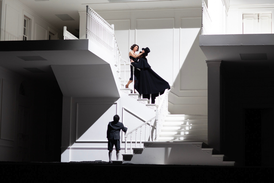 musica  Rodelinda de Georg Friedrich Händel en el Liceu