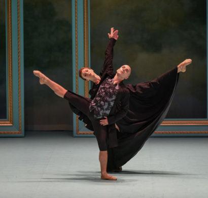 bailarines de ballet  La Orquesta Sinfónica de Euskadi y Malandain Ballet Biarritz presentan la nueva producción 'Marie Antoinette'