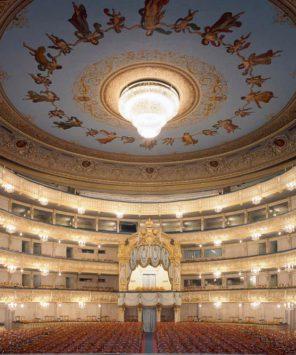 Música y ballet en las Noches Blancas de San Petersburgo 2019