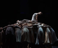 bailarines de ballet  Giselle del English National Ballet en los cines